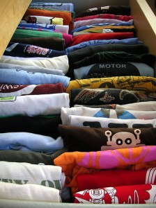 Look how much easier it is to find your favorite tee!