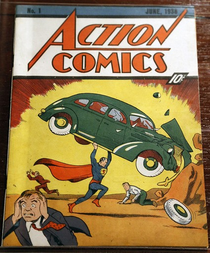 4 Strangest Things Found in Storage_ActionComics1