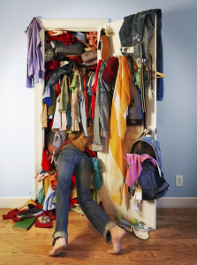 Stuffed Closet