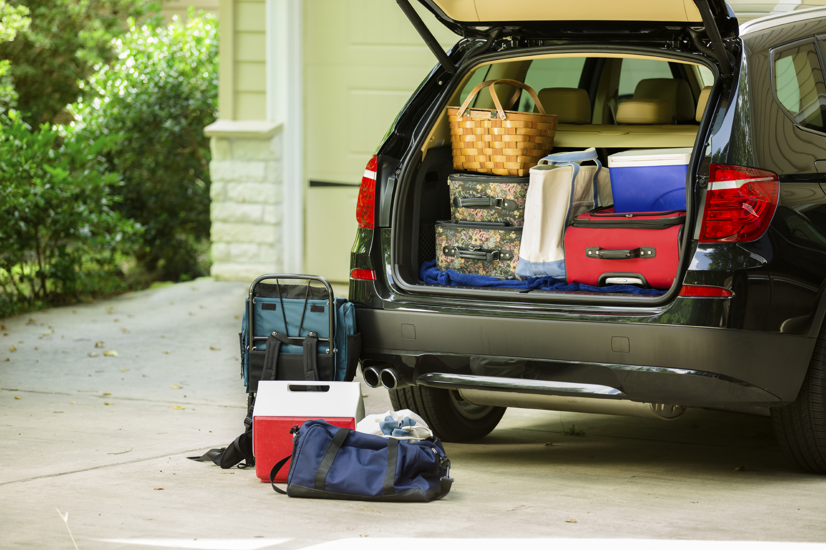 Packing Your Vehicle Ez Storage