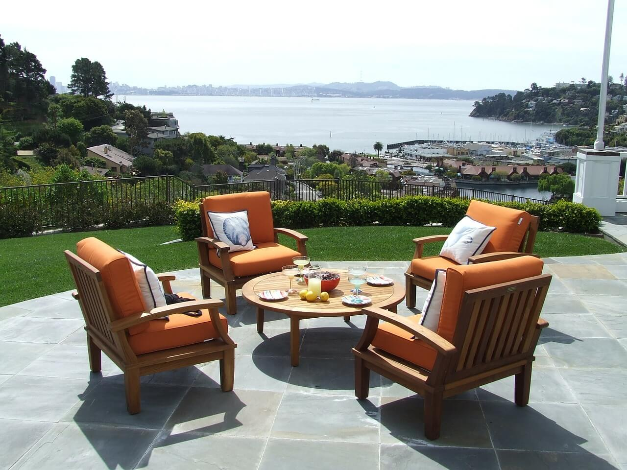 How To Store Patio Furniture Over The Winter Ez Storage